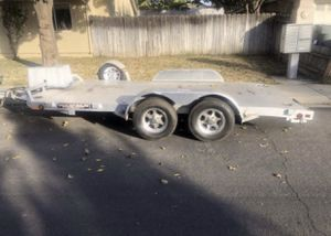2016 Aluminum trailer for Sale in Modesto, CA