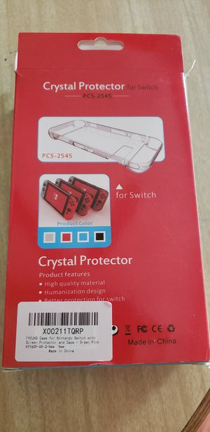 Nintendo switch protective cover for Sale in Washington, DC