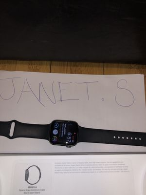 Apple watch series 4 for Sale in Beverly Hills, CA
