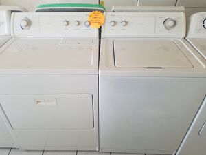 Top load washer and dryer repairman electric or gas stoves for Sale in Garland, TX