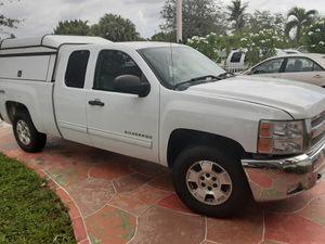 2012 Chevy Silverado 4×4 for Sale in Miami, FL