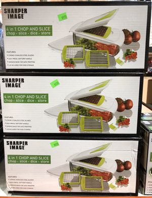 4 in 1 Chop and Slice for Sale in Chino, CA