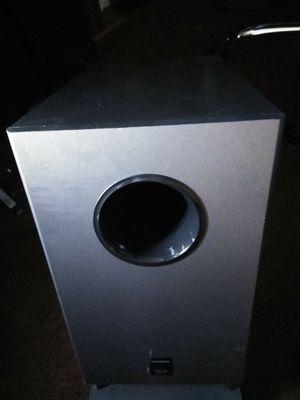 Onkyo subwoofer for Sale in Addison, IL
