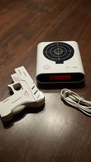 Target Shooting Alarm clock for Sale in Phoenix, AZ
