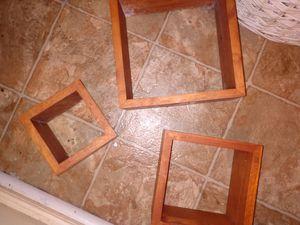 Wooden wall shelves for Sale in La Vergne, TN