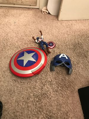 Captain America set for Sale in Los Angeles, CA