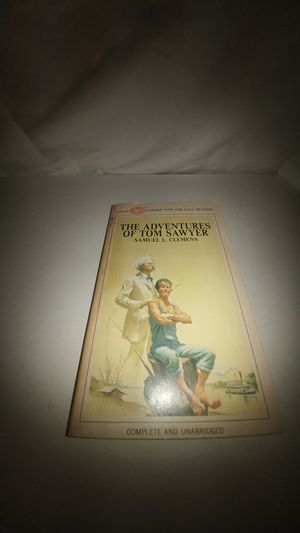 The Adventures of Tom Sawyer by Samuel L. Clemens 1967 Vintage for Sale in La Habra Heights, CA