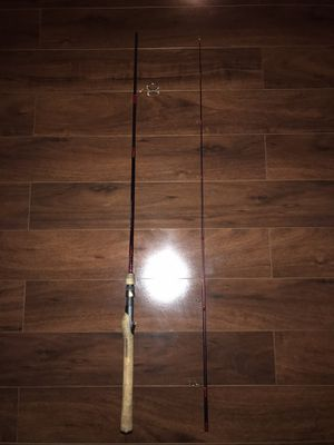 BassProShops Bionic Blade Fishing Rod for Sale in Germantown, MD