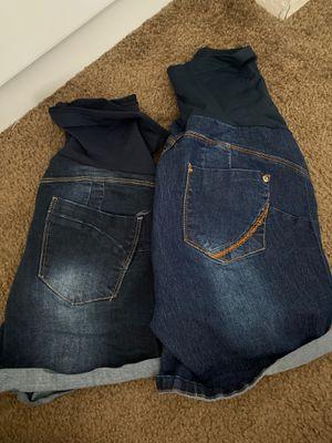 Maternity shorts for Sale in San Antonio, TX