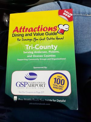 HUGE coupon savings for Sale in Anderson, SC