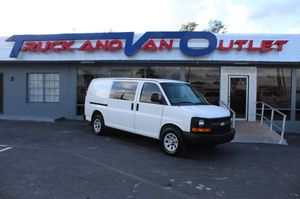 2010 Chevrolet Express Cargo Van for Sale in Hollywood, FL