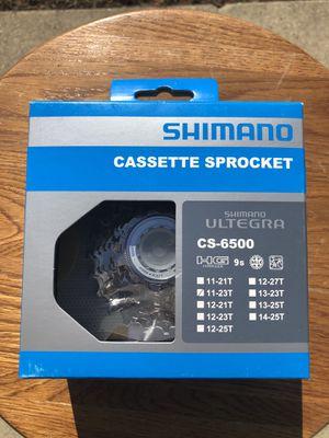 Shimano Ultegra Cassette New for Sale in Elmhurst, IL