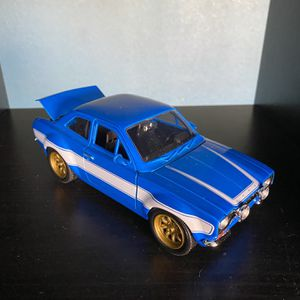 Fast And Furious 1:24 74 Ford Escort for Sale in Hayward, CA