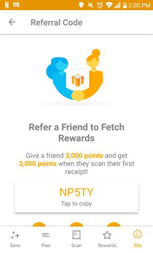 Download the fetch rewards app and use this code NP5TY you will receive 3 dollars when you add your first receipt for Sale in Kannapolis, NC