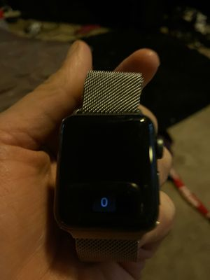 Apple series 3 watch for Sale in Taylorsville, UT