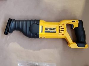 DEWALT 20-Volt MAX Lithium-Ion Cordless Reciprocating Saw (Tool-Only) for Sale in Greenville, SC