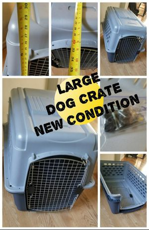 Large Dog Crate Brand New Heavy Duty for Sale in Hillsborough, NC