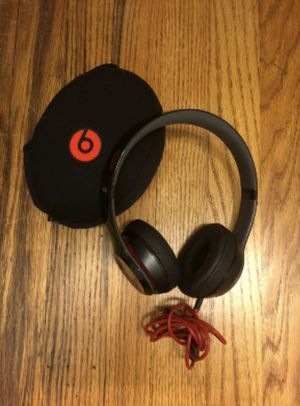 Beats solo wired for Sale in Fremont, CA
