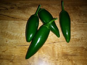 Homegrown Jalopeño Peppers for Sale in Rialto, CA