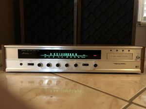 Audio AM/FM cassette Stereo Receiver Amplifier for Sale in Fort Worth, TX