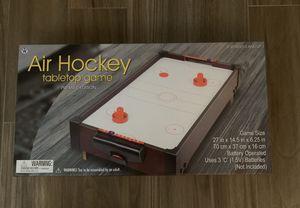 Mini Air Hockey Table for Sale in Tempe, AZ