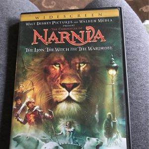 Narnia Dvd Movies for Sale in West Linn, OR