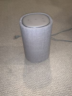 Harmon Kardon: Citation 100 Smart Speaker. USED gently. Still has warranty. Google assistant enabled. Great sound quality. for Sale in Bolingbrook, IL