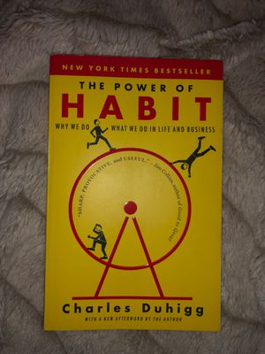 The Power of Habits - Charles Duhigg for Sale in Flagstaff, AZ