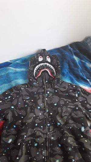 Bape Hoodie:Space Camo for Sale in Steger, IL