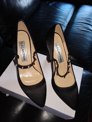 Elegantpark high heel shoes, Size 9,5 for Sale in Hialeah, FL