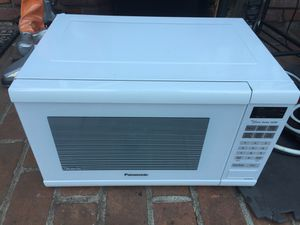 Open box Like new Panasonic inverter microwave sensor 1200 W model NNSM65TW. 110$ Product Description Retail price $219 Panasonic 1.2 Cu. Ft. 1200 for Sale in Spring Valley, CA