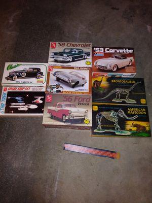 Vintage Model Car Kits for Sale in Lake Stevens, WA