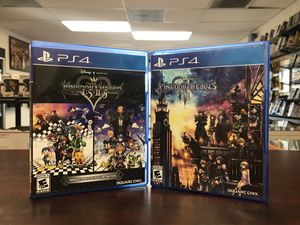 Kingdom Hearts Complete Story Bundle for Sale in Los Angeles, CA
