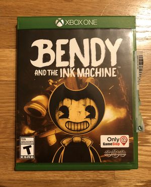 Bendy and the Ink Machine, XBox One for Sale in North Hollywood, CA