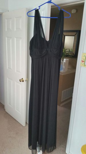 Black dress worn once for Sale in Tacoma, WA