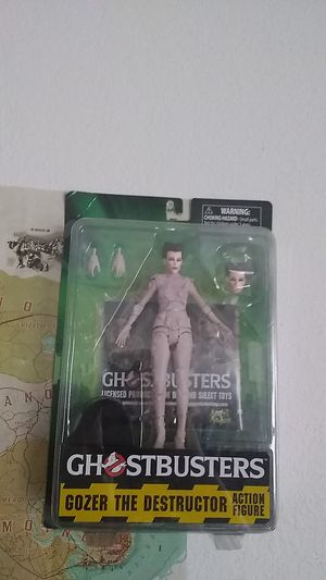 Ghostbusters (gozer the destructor) action figure for Sale in Antioch, CA