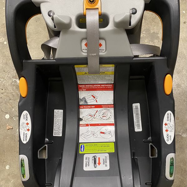 Base For Chicco KeyFit Infant Car Seat
