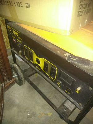Dek 6500 generator for Sale in Cleveland, OH