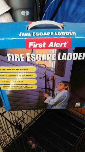 Ladder fire escape for Sale in Alexandria, VA