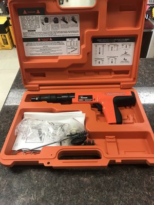 Ramset power actuated tool w/silencer for Sale in Austin, TX