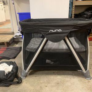 Nuna Travel Crib for Sale in San Diego, CA