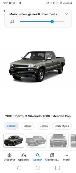 2001 Chevy Silverado Truck for Sale in Henderson,  NV