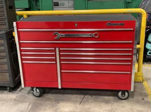 """54"""" Snap-On Toolbox for Sale in Auburndale, FL"""