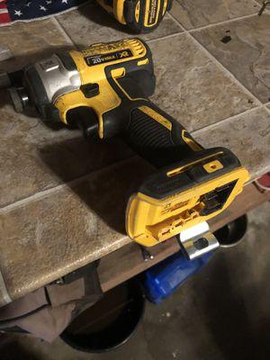De Walt batteries (3) and de Walt XR drill for Sale in Sunnyside, WA