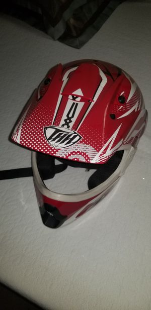 THH kids large dirt helmet for Sale in Bothell, WA