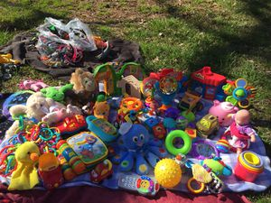 Lots of baby toys for Sale in Greensboro, NC