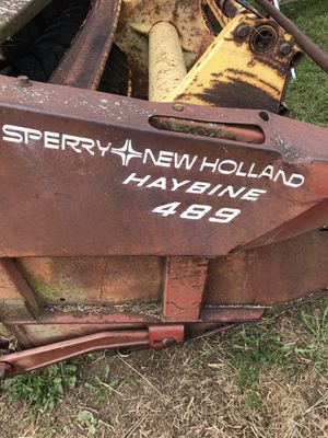 New holland haybine mower conditioner for Sale in Lancaster, OH