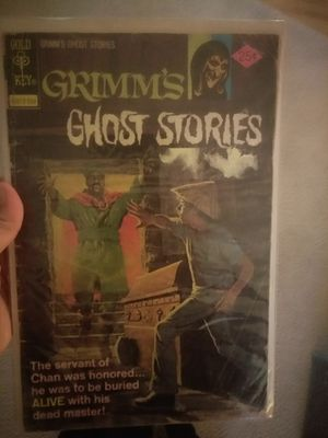 Grimm's Ghost stories comic for Sale in Kingsport, TN