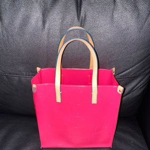 Dooney & Bourke Pink Monogram Small Tote for Sale in San Diego, CA