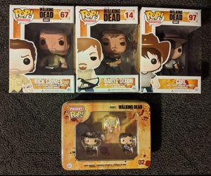 Walking Dead Funko Pop bundle for Sale in Miami Gardens, FL